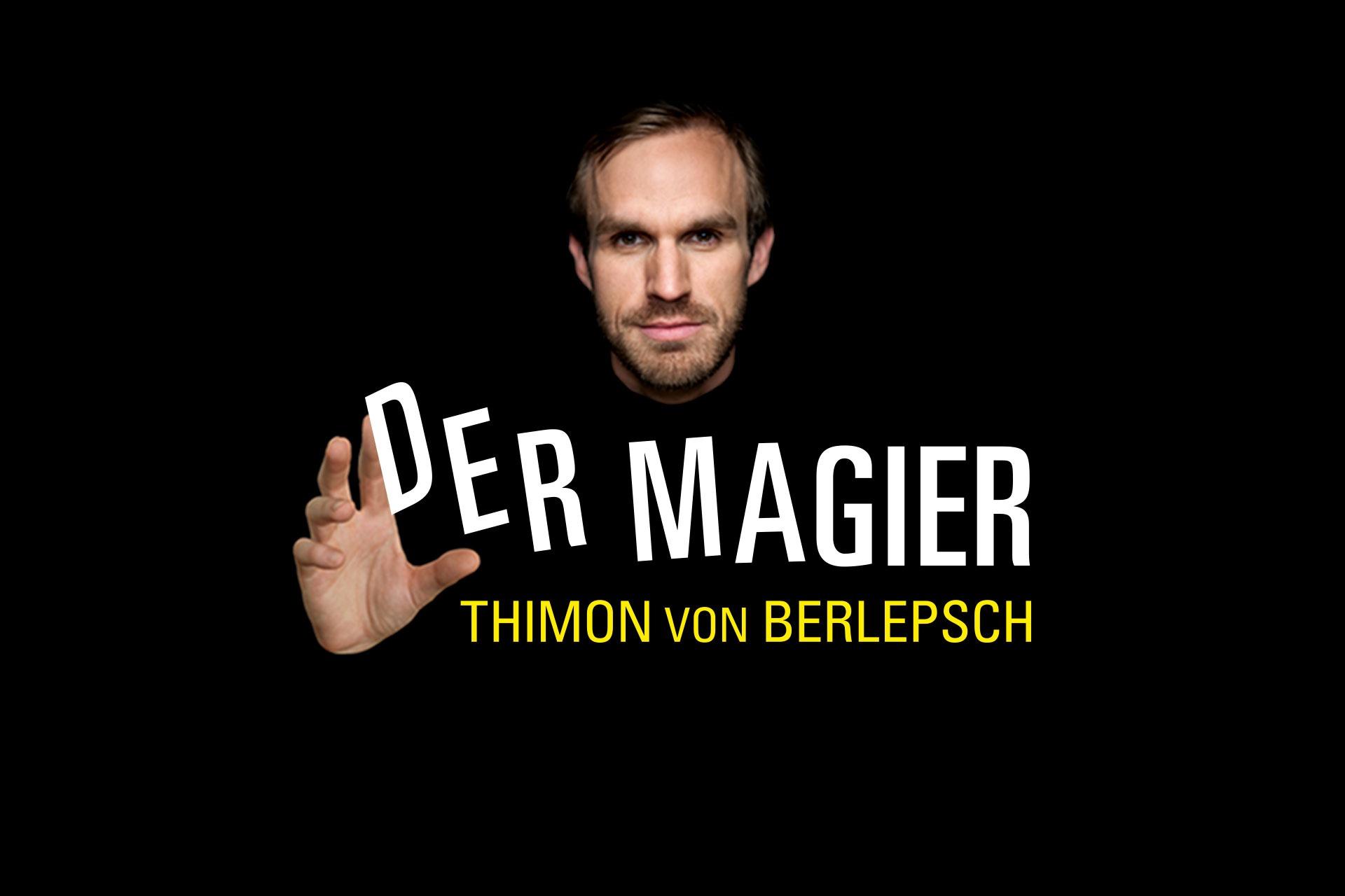 Der Magier Thimon von Berlepsch