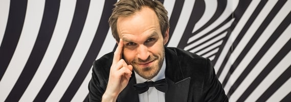 Lerne Selbst-Hypnose Online mit Thimon von Berlepsch