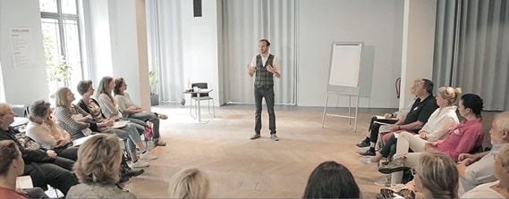 Hypnose Seminar mit Thimon von Berlepsch